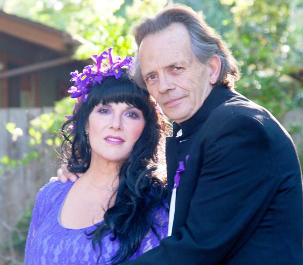 Ann Wilson and Dean Wetter, Topanga Canyon, April 25th 2015