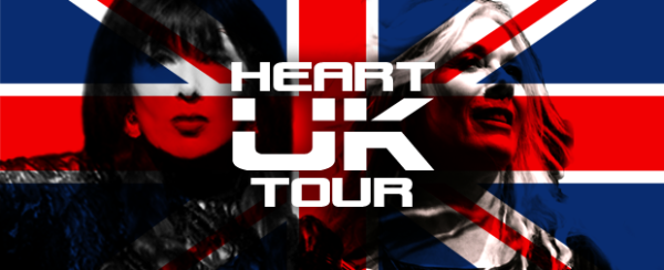 Official Banner for UK Tour