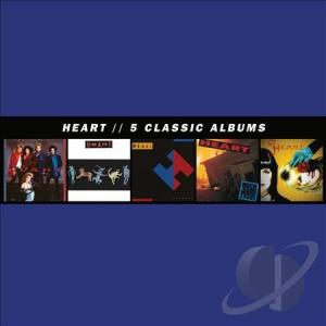 5 Classic Albums (click to pre-order)