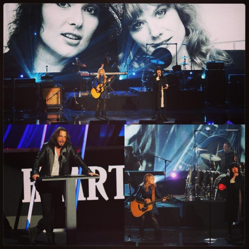 NOKIA theater collage