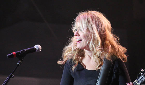 Nancy Wilson at BottleRock 2014 (photo by David Kerns) click here for original format.