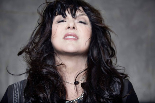 New picture of Ann Wilson (photoshoot 2014m by Norman Seeff)