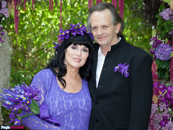 Ann Wilson and Dean Wetter April 25th 2015 in Topanga Canyon