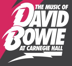 The Music of David Bowie at Carnegie Hall