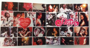 Dreamboat Annie 2011 Vinyl Reissue Inside