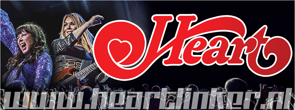 www.heartlinker.nl | ann & nancy wilson of heart | fansite Logo