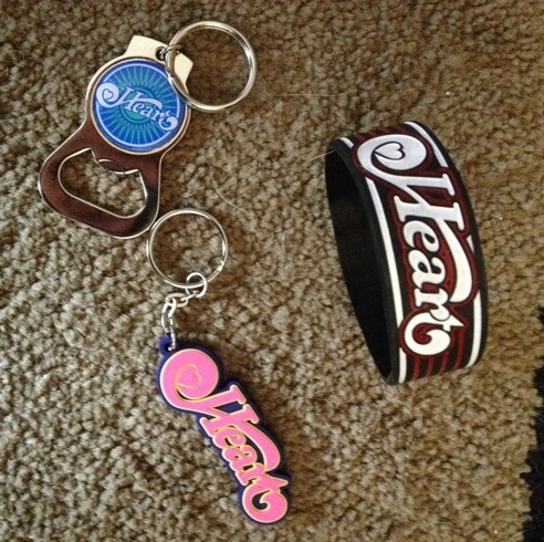 Bottle Opener, Key-Chain and Wristband (Thanx to Lovemongrel!)