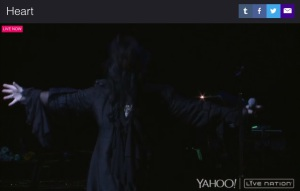 Screenshot from the Yahoo Live webcast (click for rerun)